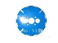 12 ''ncctec Алмаз Бетон шлифовальный диск быстро Бесплатная доставка | 290 мм Смола бетона шлифовальный диск | 12 алмазов сегменты