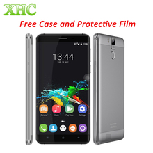 "OUKITEL K6000 Pro LTE 4G Smartphone 16MP 5.5 ""Android 6.0 MTK6753 Octa Core 1.3 GHZ RAM 3 GB ROM 32 GB 6000 mAh OTG Mobile Téléphone"