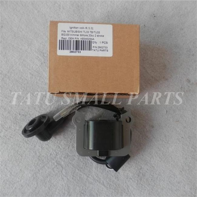 IGNITOR FOR MITSUBISHI TL33 TB33 TU33 BG330  FREE SHIPPING 33CC 2 STROKE TRIMMER MAGNETO IGNITION COIL STATOR  KE04025AA buyang fa k550 n550 feishen ignition coil 550cc atv quad motorcycle ignitor moto gp accessories free shipping