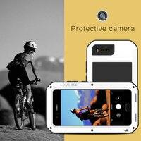 LOVEMEI Powerful Metal Waterproof Case For Xiaomi Mi6 Mi 6 Aluminum ShockProof Defender Mobile Phone Case Back Cover