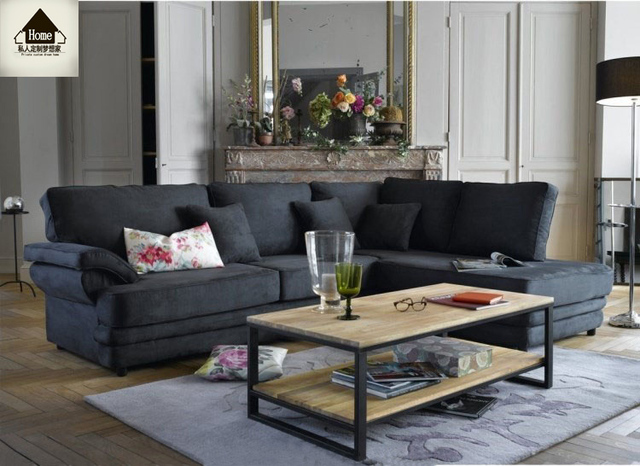 Salon Tafel Hout : Robuuste vierkante houten salontafel met glasplaat cm