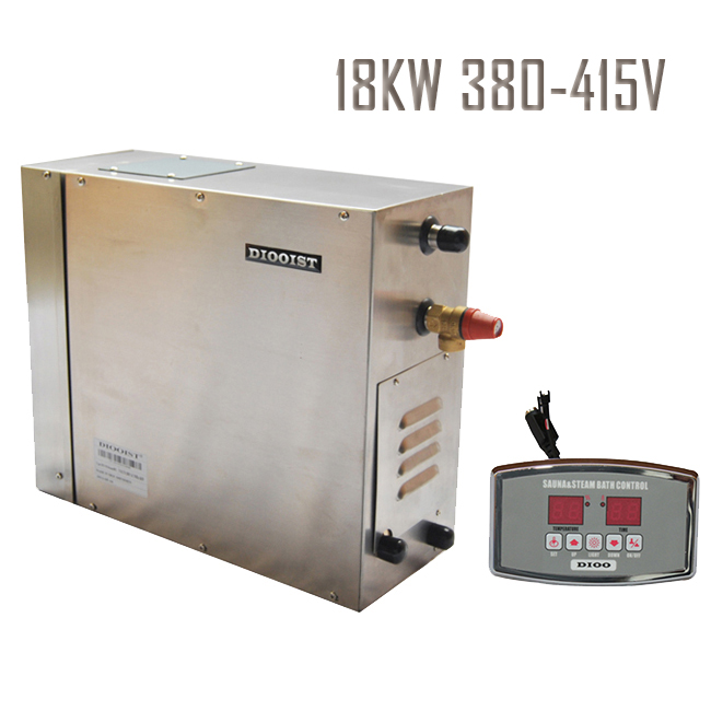 18KW380 415V 50HZ stainless steel Commercial domestic usevapor Turkish steam generator factory directly sales CE certified