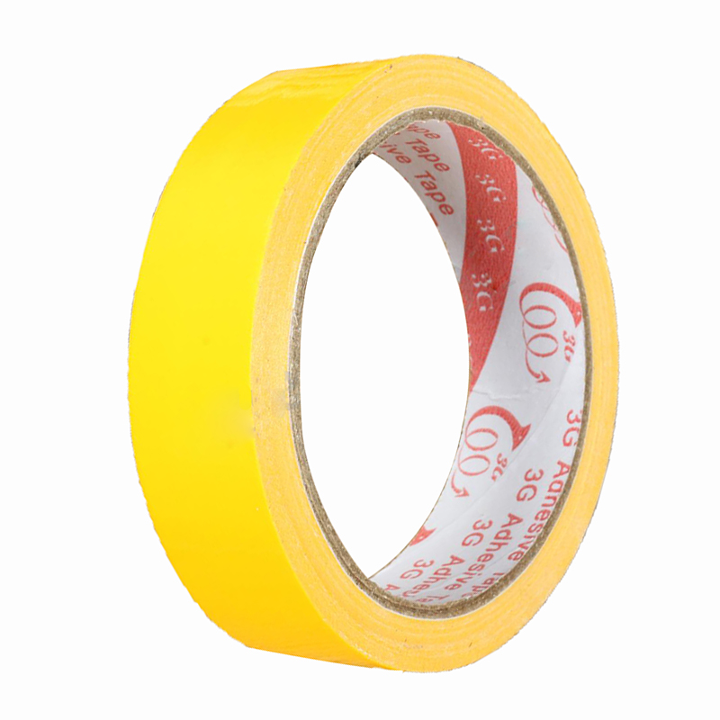 Adhesive tape Waterproof Adhesive Cloth Tape for footwear sealing Duct Color:yellow Size:50Mm X 10MAdhesive tape Waterproof Adhesive Cloth Tape for footwear sealing Duct Color:yellow Size:50Mm X 10M