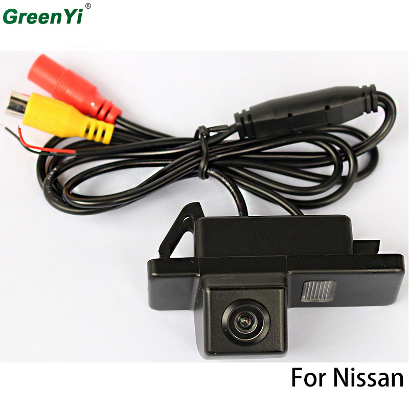 CCD Car rear view camera for Nissan Qashqai X-Trail Geniss Pathfinder Dualis Sunny 2011 Juke car parking camera