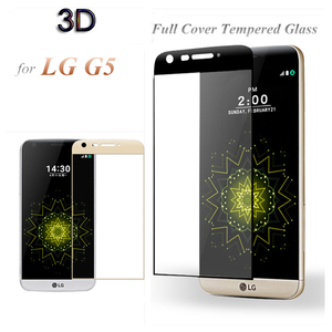 Image 2 - Dreamysow 6D Curved Full Cover Tempered Glass For LG G5 Screen Protector For LG G5 SE H850 Premium Mobile Phone Protective Film