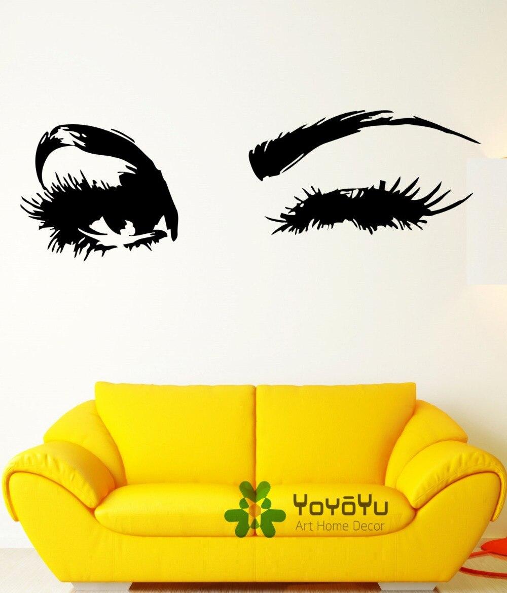Enchanting Sleepy Eyes Wall Decor Image - All About Wallart ...