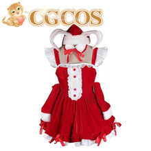CGCOS Express! Anime Cosplay Costume Super Sonic Nitro Super Sonic Custom-made Any Size Retail/Wholesale Halloween Christmas