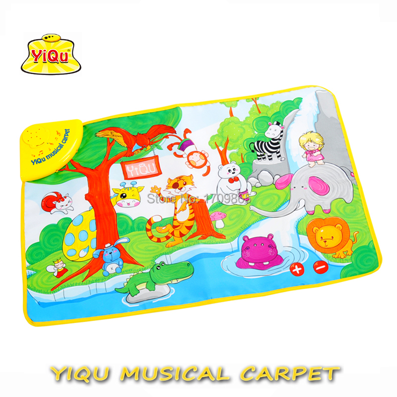 Colorful Musical Play Mats font b Baby b font font b Toys b font Learning Mat