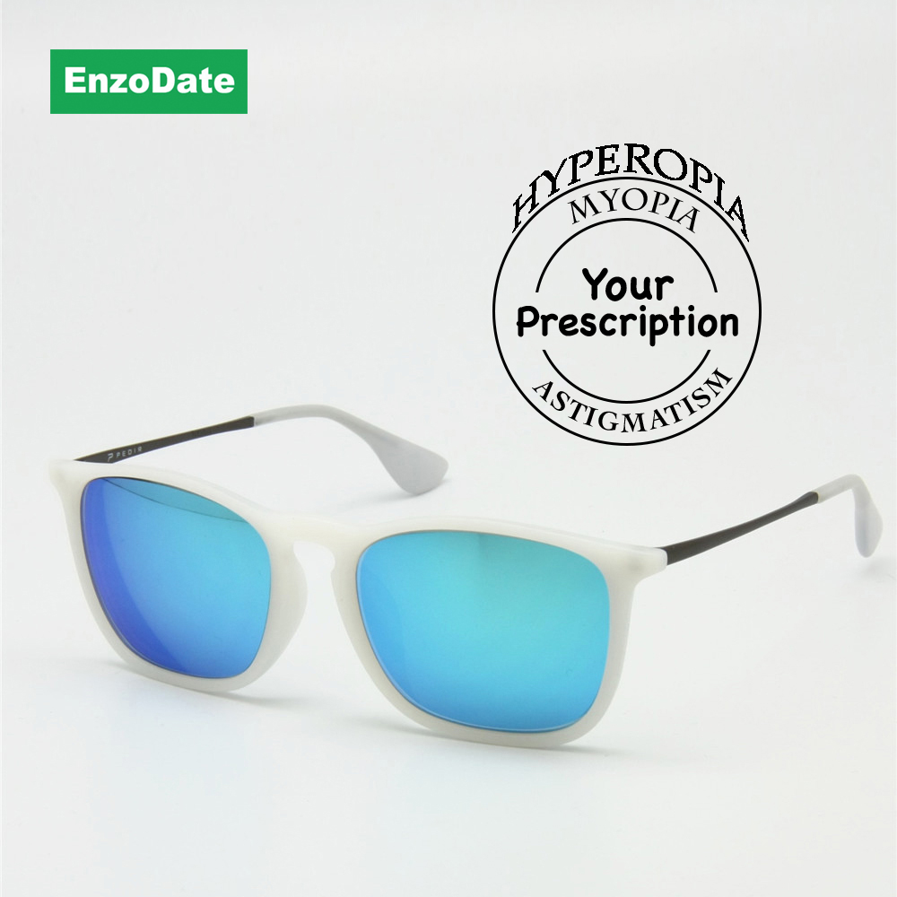 Custom Strength Myopia Sunglasses Hyperopia Astigmatism UV400 Optical Sunglasses Any Prescription Ship in 7 Days Men