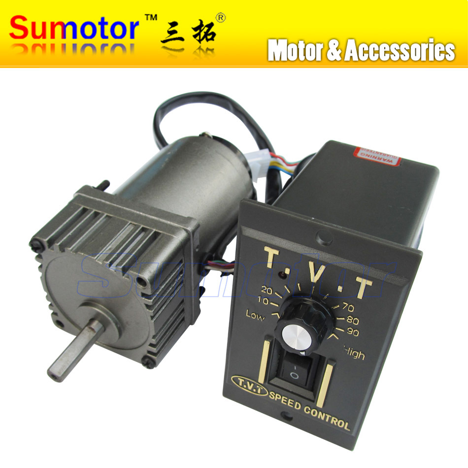 6w Ac 220 240v 50 60hz Low Rpm High Torque Adjustable