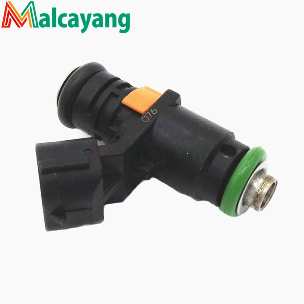 4Pieces 03C906031 Injector Fuel Injection Valve for VW Volkswagen Passat 3C Polo Skoda Roomster Seat Ibiza