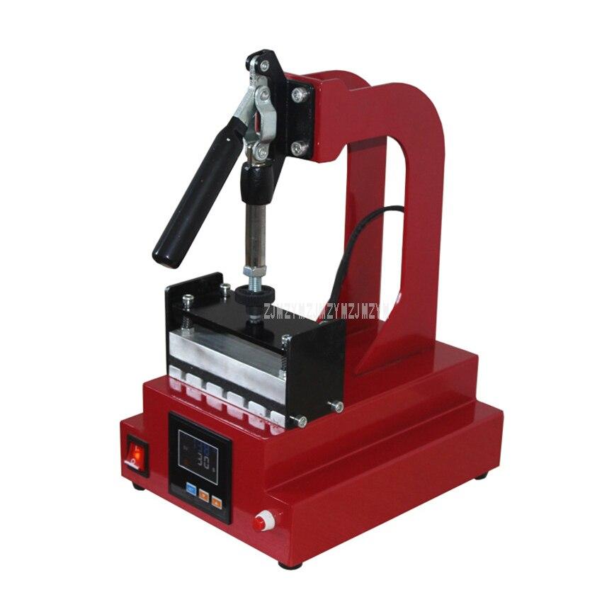 P97 550 W numérique LCD 5 stylo presse à chaud Machine d'impression stylo à bille transfert de chaleur Machine d'impression bricolage impression logo modèle