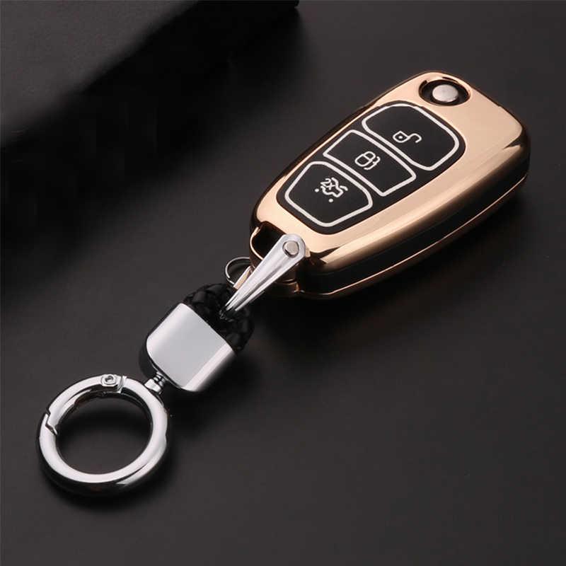 Cuero Luminoso coche-estilo de cubierta para Ford Focus 2 ST MK2 MK3 MK4 Mondeo Fiesta Ecosport, Kuga, escape guarda de explorador