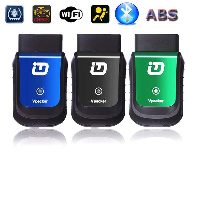 original vpecker tablet v8.7 WIN10 easydiag Wireless OBDII Full Support Wifi bluetooth diagnostic tool automotive scanner