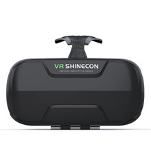 SC-G02D  helmet vr glasses box Virtual reality 3d glasses headset mobile phone theater game