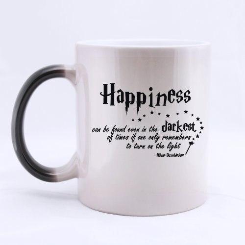 Hogwarts design cool photo morphing coffee mugs transforming morph