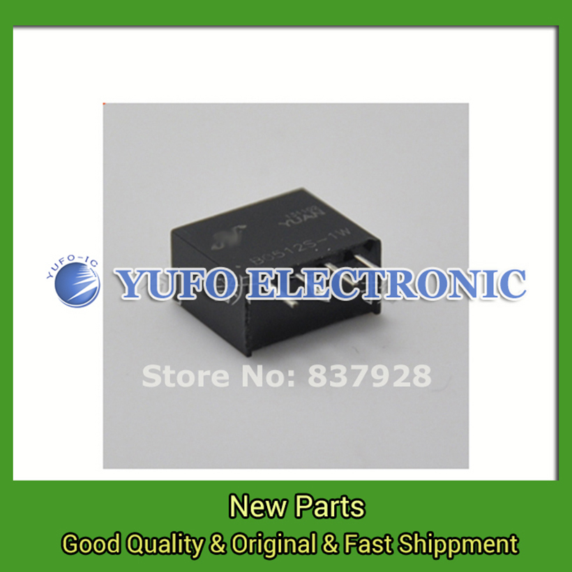 Free Shipping 5PCS B0512S-1W agent of DC-DC power rail isolation amplifier data acquisition YF0617 relay