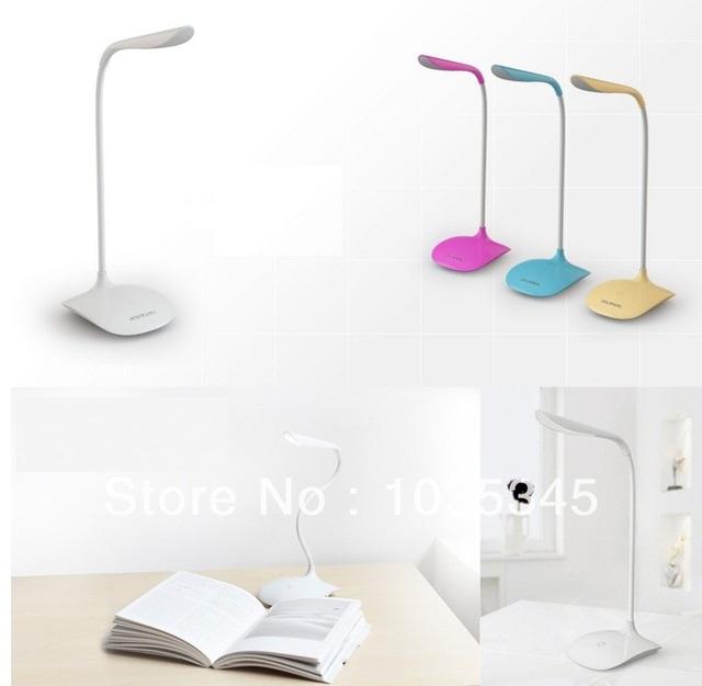 Hight Qualidade Olho-friendly LED min tarefa/Lâmpada de mesa 3 Nível Regulável Controle de Toque USB/AC 110 V-220 V Poder