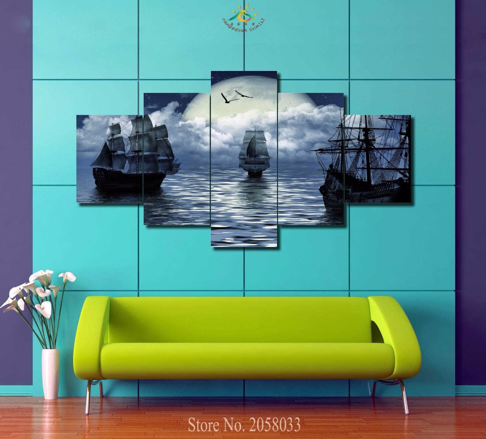 Home, Limited, Pieces, Canvas, Room, For