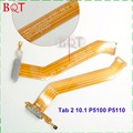 New Charger Charging Port Flex Cable For Samsung Galaxy Tab 2 10.1 P5100 P5110 Dock Connector Flex Cable