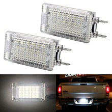 2pcs 12V Car LED Luggage Compartment Light for Porsche 911 Boxster Cayman b997 GT36 Combi Variant