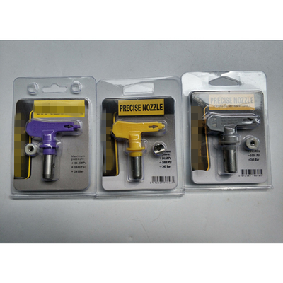 1Pc 109 425 613 High-Pressure Airless Spray Gun Nozzle Sprayer Precise Spray Tip Machine Accessories