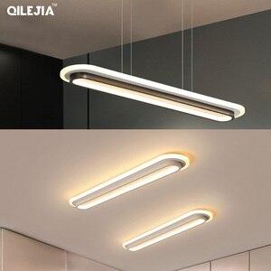 Image 4 - 現代の led シャンデリアリビングルームダイニングルームベッドルーム照明器具デザインクリエイティブシャンデリア照明器具屋内ランプ