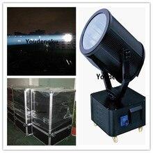 5000 Вт Супер Мощность Ксеноновая лампа световой трекер открытый поисковый светильник свет луч в небе с f светильник чехол