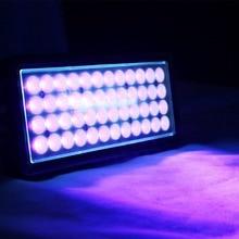 365nm Led UV GEL Curing Lamp Printing Machine Ink Paint Silk Screen Printing Version Ultraviolet Cure Metal Glass Black Light цена