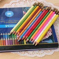 12 24 36Colors Art Colored Pencils Drawing Pencils For Artist Sketch Secret Garden Coloring Book