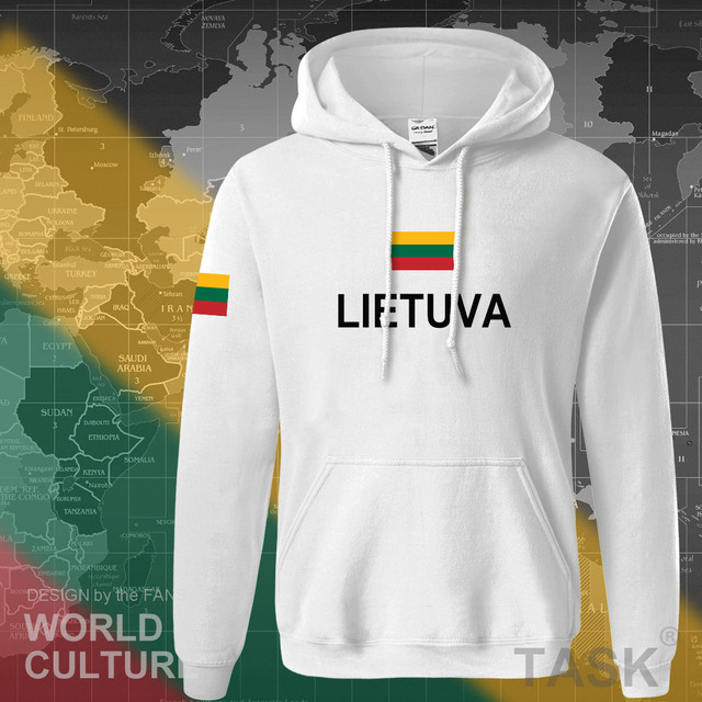 Lithuania Lithuanian hoodies men sweatshirt sweat new nation 2017 streetwear clothing sporting tracksuit LTU Lietuva Lietuvos 4