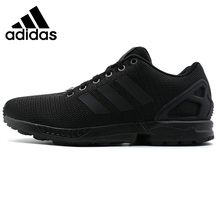 newest collection 554c4 d7880 New Arrival 2018 Adidas Originals ZX FLUX Unisex Skateboarding Shoes  Sneakers Anti Slippery Hard Wearing S32277