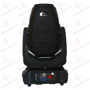 Image 3 - 280W 10R Lyre Beam Spot Wash 3in1 Moving Head Light Beam 280 Beam 10R Stage Light/SX MH280