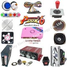 Hot sale Arcade Jamma Kit Pandora box 6 DIY For Cabinet