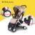 New Style YOYA Além De Viagem Carrinho De Bebê Portátil Dobrável carrinho de Bebê Carrinho De Criança para Crianças YOYA Além de Transporte Do Carro de Buggy Carrinho De Criança