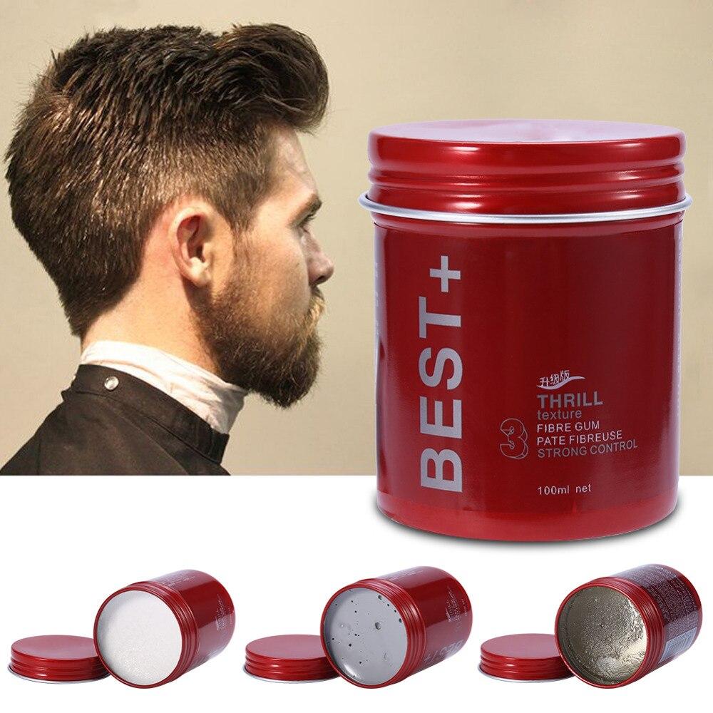 Styling-produkte Schönheit & Gesundheit Temporäre Haar Farbe Wachs Gel Wachs Schlamm Farbstoff 100g Haar Wachs Lange Anhaltende Gelegentliche Stil Für Männer