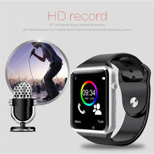 Bluetooth Smartwatch with Built-In Recorder