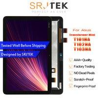 SRJTEK For Asus Transformer Mini T103HA T103HAF T102HA T101HA T101H LCD Display Matrix Touch Screen Digitizer Sensor Assembly