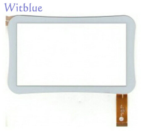 Witblue New For 7 TurboPad MonsterPad Kids Tablet touch screen panel Digitizer Glass Sensor replacement WJ915-FPC-V1.0 witblue new touch screen fpc fc70s706 00 fpc fc70s706 01 for 7 tablet touch screen panel glass sensor digitizer replacement