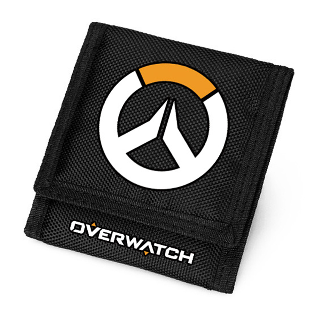 Boys and Girls Wallet Overwatch Simple Short Purse PU Students Standard Wallets point systems migration policy and international students flow