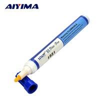 AIYIMA DIY Flexible Solar Panel 951 Flux Pen  PCB Welding  Lead-free Cleaning Rosin Flux Pen