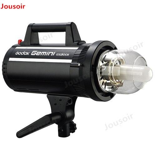 Godox GS300II GS300 II 300Ws GN58 стробоскоп для профессиональной студии со встроенным Godox 2.4g беспроводное устройство X Системы предлагает съемки CD50