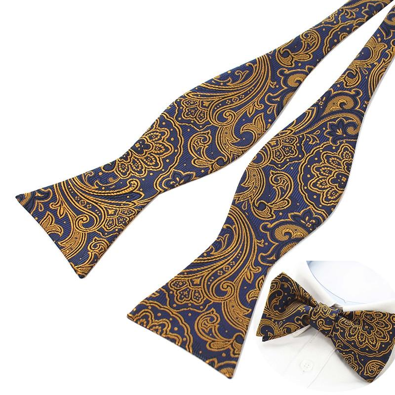 RBOCOTT регульовані Bowties Self Bow Tie чоловічі - Аксесуари для одягу - фото 6