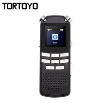 Portable 8GB Digital Voice Video Recorder 1.5″ TFT Screen Sound Recording Audio Recorder Noise Reduction Camcorder HD Camera