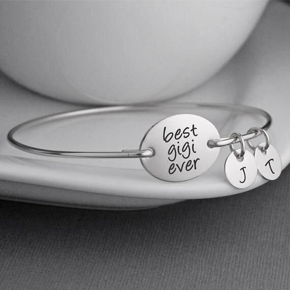 2018 Мода best Gigi истории браслет Gigi украшения подарок на день матери для Gigi принять Прямая доставка YP3778