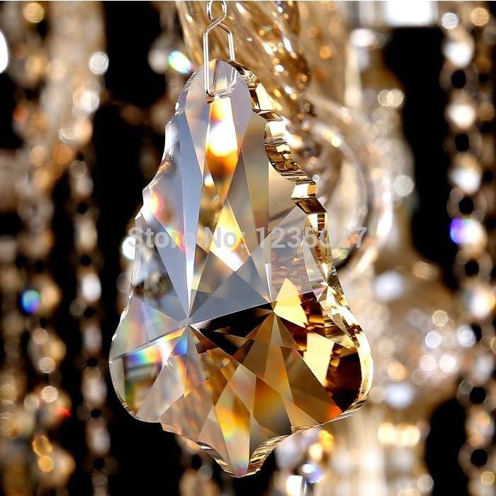 Hot Selling Champagne Factory direkte Moderne traditionel crystal - Indendørs belysning - Foto 2
