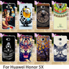 Soft Smartphone Cases For Huawei GR5 Honor 5X Honor Play 5X Mate 7 Mini Honor5X mate7 mini Case Hard Cover Housing Sheath Bags