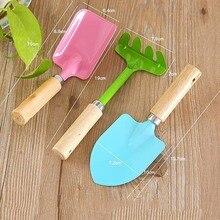 Мрий 3шт Песчаный пляж совок игрушки дети цветные пластиковые модель для детей открытый инструмент забавные съемные игрушки