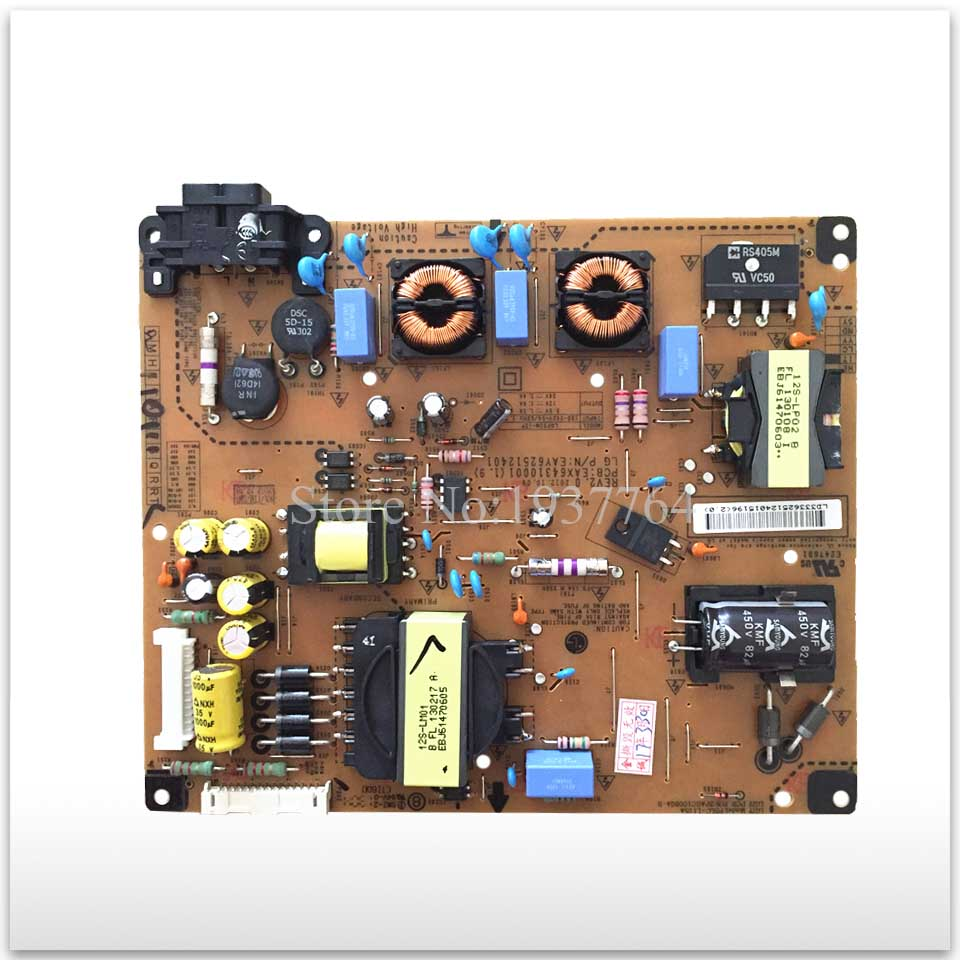 100% new Original power supply board LGP32M-12P EAX64310001 LG LED EAY62512401 телевизор lcd 49 philips 49pft5501 60