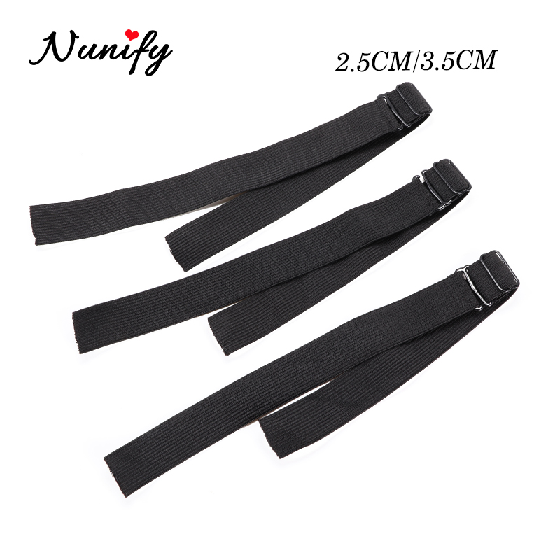 Nunify Adjustable Elastic Band For Wigs Thicken Elastic Bands Wig Making Tools Two Styles 2 5cm 3 5cm Width Wig Band Clips Aliexpress